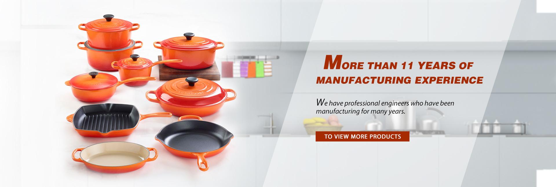 Enamel Cast Iron Sauce Pan Suppliers Factory China Enamel Cast