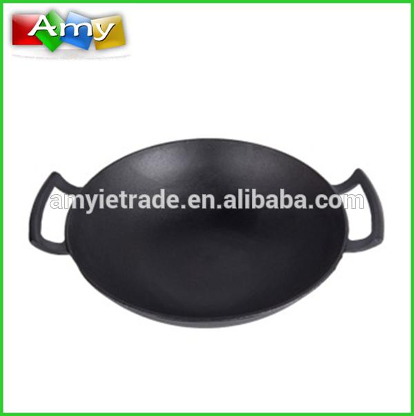 Cast Iron Wok, Cast Iron Cookware