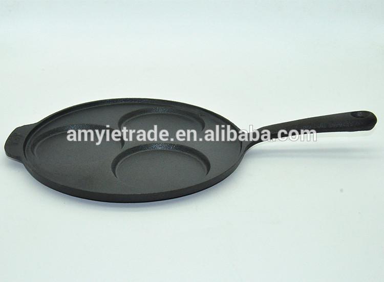 SW-F23 Cast Iron Fry Pan,Cast Iron Cookware