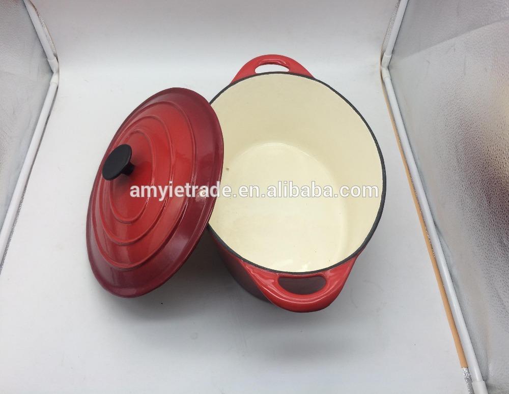 enameled cast iron cookware, cast iron cookware, cast iron oval pot