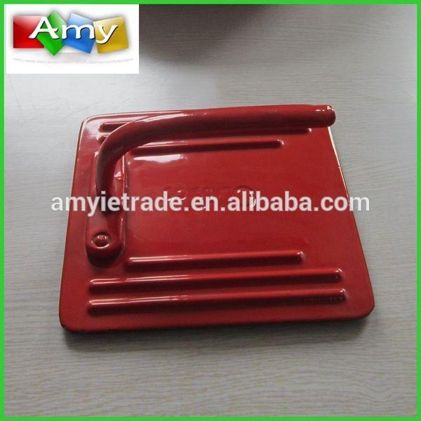 enamel cast iron meat press